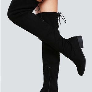 Over the knee boots 👢